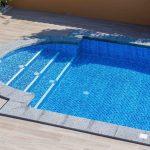 Rivestimenti piscine in PVC Tecnoimp - Piscina RENOLIT ALKORPLAN3000