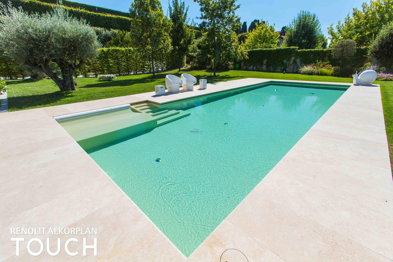 Costruzione piscine in controterra - Tecnoimp