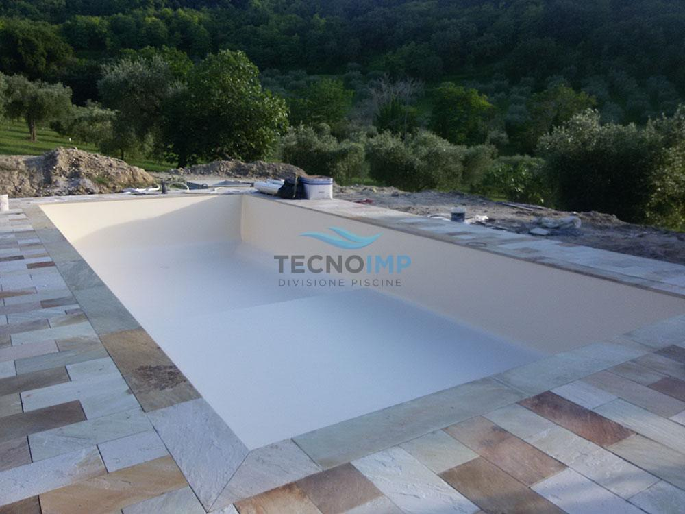 Rivestimenti Piscine in PVC - cliente Piscina Point