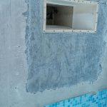 Ristrutturazione piscine dettaglio skimmer